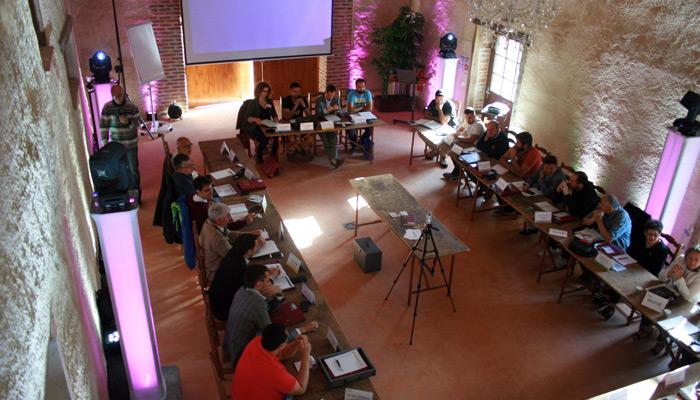 Séminaire d'entreprise au Domaine du Colombier