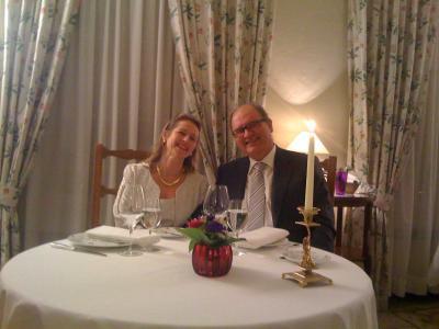 Richard et Fabienne Duisit