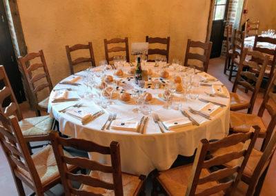 Domaine du Colombier - Table 11 convives